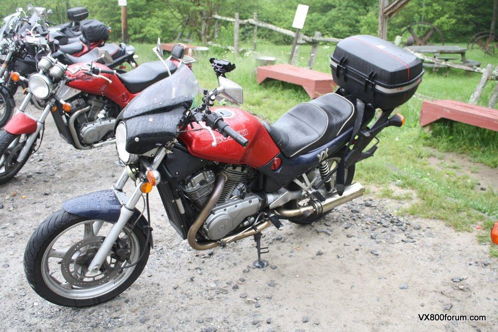 2009 VX800 Rally