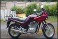 My VX 800 with original windshield